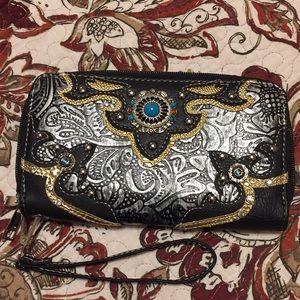 New Western wallet